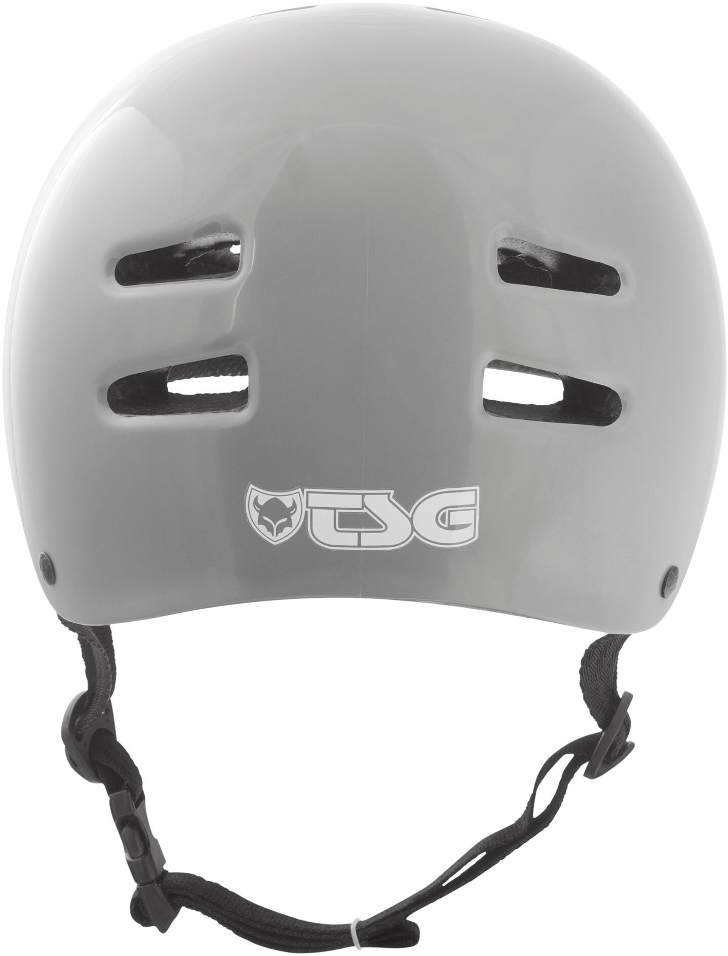 TSG SkateBMX Helmet Injected Black